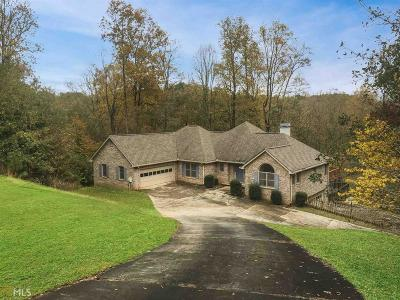 Hall County Single Family Home Under Contract: 2982 Rivercrest Dr