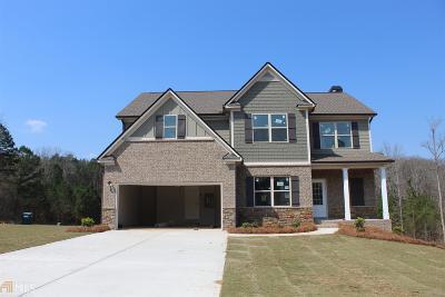 Loganville Single Family Home New: 2002 Cedar Elm Cir #58