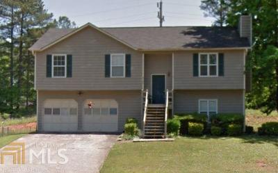 Powder Springs Single Family Home Under Contract: 5349 Memorial Ln