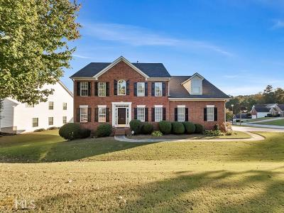 Dacula Single Family Home For Sale: 2403 Oak Bluff Dr