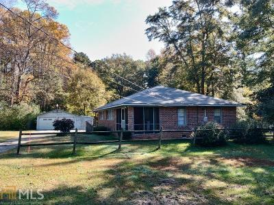 Marietta Single Family Home Under Contract: 1695 Pine St