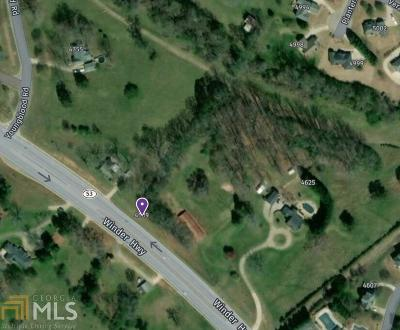 Hall County Commercial For Sale: 4609 Winder Hwy