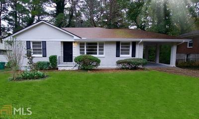 Decatur Single Family Home New: 2047 Mark Trl
