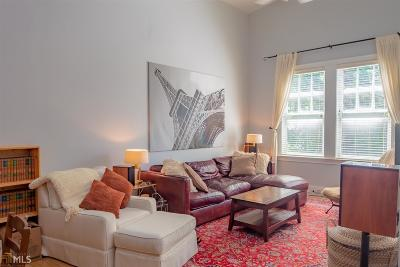 Condo/Townhouse New: 2840 Peachtree Rd #507