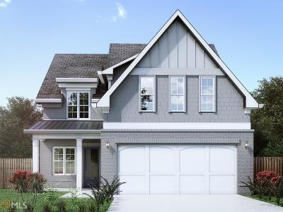 Smyrna Single Family Home For Sale: 1506 Walker St