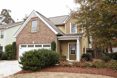 Newnan Single Family Home Under Contract: 3 Rockcress Ct