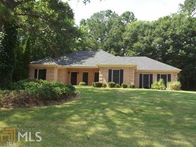 Conyers Single Family Home New: 1317 Saxony Dr