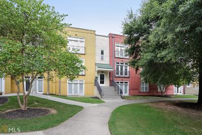 Condo/Townhouse Under Contract: 502 Pryor #221