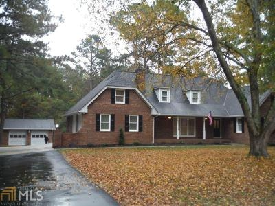 Carroll County Single Family Home For Sale: 1125 Rockmart Rd