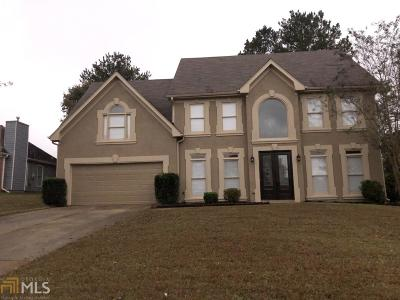 Ellenwood Single Family Home For Sale: 4275 Azalea Walk