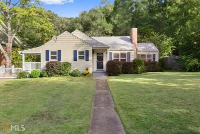 Decatur Single Family Home New: 2526 Pineview Dr