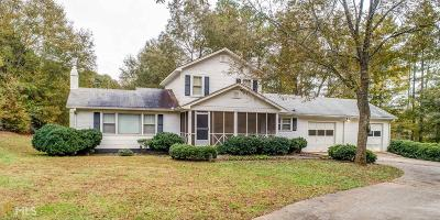Flowery Branch  Single Family Home New: 4717 Youngblood Rd