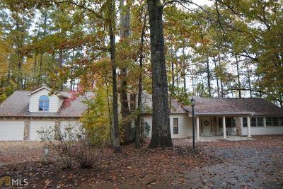 Acworth Single Family Home For Sale: 3310 Dogwood Ln