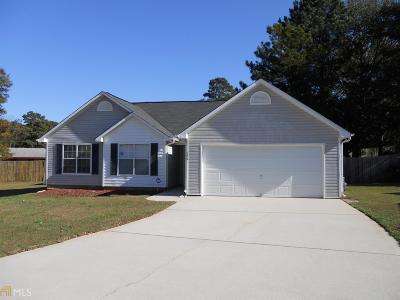 McDonough Single Family Home New: 140 Tillman Ct