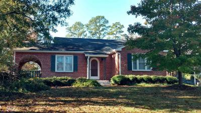 Elberton GA Single Family Home For Sale: $210,000