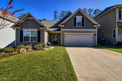 Woodstock Single Family Home New: 125 Stone Manor Ct
