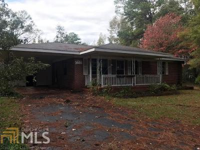Haddock, Milledgeville, Sparta Single Family Home New: 122 Ivey Dr