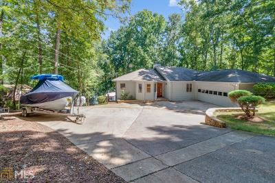 Dawson County, Forsyth County, Gwinnett County, Hall County, Lumpkin County Single Family Home New: 3164 Lake Ranch Dr