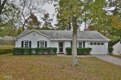 Norcross Single Family Home Under Contract: 4170 Wind Ct