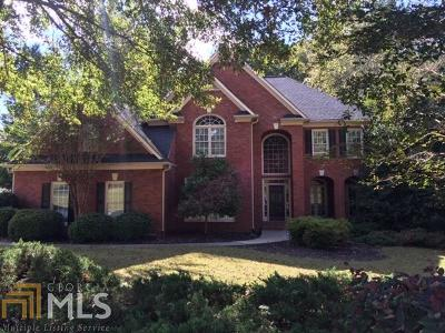 Alpharetta Single Family Home New: 8300 High Hampton Chase