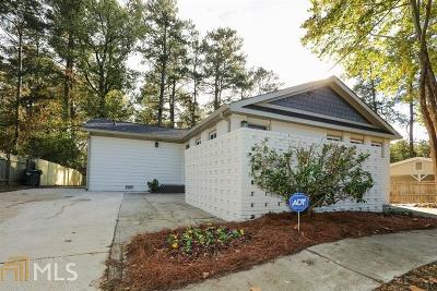 Smyrna Single Family Home Under Contract: 2026 Harwinor Rd