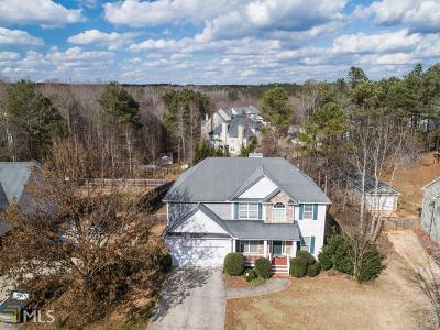 Hiram Single Family Home For Sale: 345 Creekside Overlook