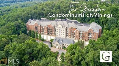 Cobb County Condo/Townhouse For Sale: 3280 Stillhouse Ln #411
