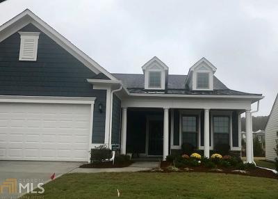 Hoschton Single Family Home For Sale: 5797 Collier Bridge Ln