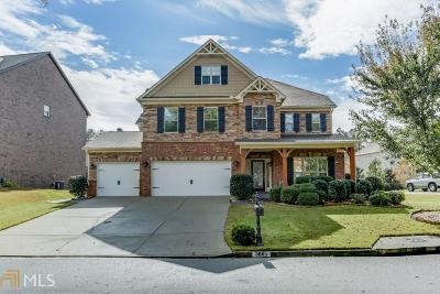 Powder Springs Single Family Home New: 3865 Chasemont Dr