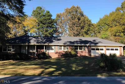 Gainesville Single Family Home New: 2960 Mountain Vw Rd