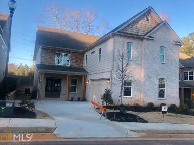 Marietta Single Family Home New: 109 Heatherland Dr