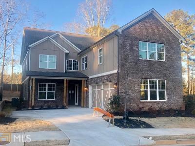Marietta Single Family Home New: 1103 Heatherland Dr