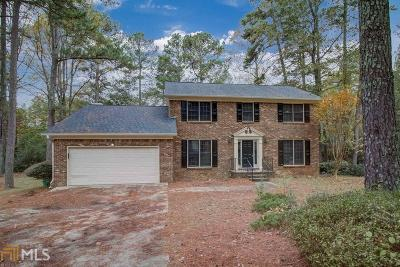 Stone Mountain Single Family Home New: 634 Royal Abbey Dr