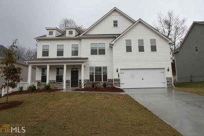 Cumming Single Family Home New: 7940 Brewton Creek Dr
