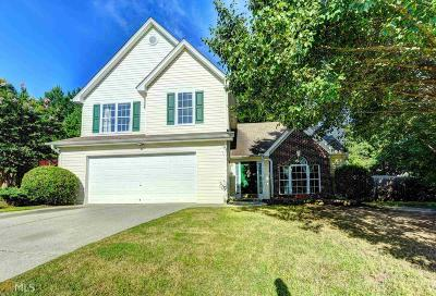 Dacula Single Family Home New: 1616 Riesling
