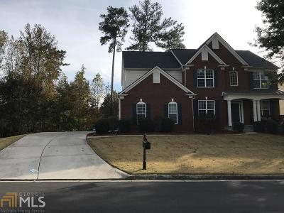 Suwanee Single Family Home New: 7765 Cavendish Pl