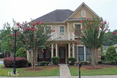 Powder Springs Single Family Home New: 4617 Sweetwater Ave