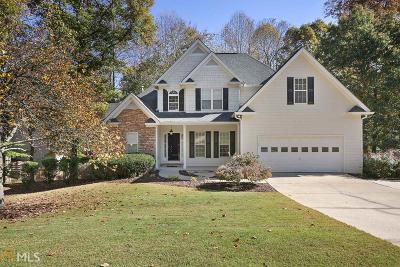 Cumming Single Family Home New: 5875 Birch Ridge