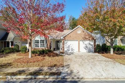 Acworth Single Family Home Under Contract: 5177 Centennial Creek Vw