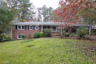 Powder Springs Single Family Home New: 4101 Red Oak Dr