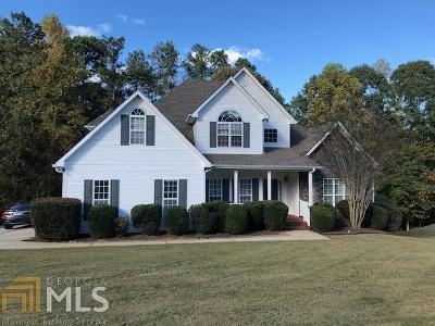 Fayetteville Single Family Home Under Contract: 150 Ridgecrest