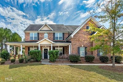 Conyers Single Family Home Under Contract: 3304 Flat Stone