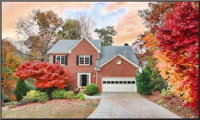 Alpharetta Single Family Home Under Contract: 765 Ullswater