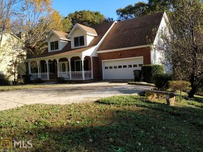 Lawrenceville Single Family Home New: 271 Timber Laurel Ln
