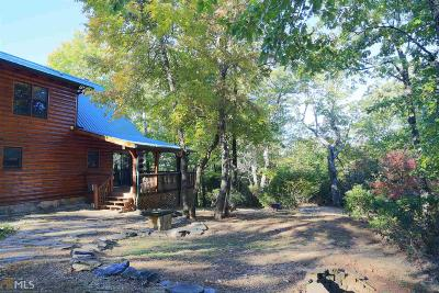 Dahlonega Single Family Home For Sale: 305 Ranch Mountain