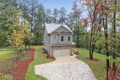 Decatur Single Family Home New: 2524 Whites Mill Rd #1