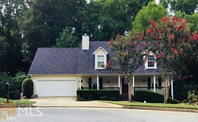 Newnan Single Family Home New: 112 Arlington Ct