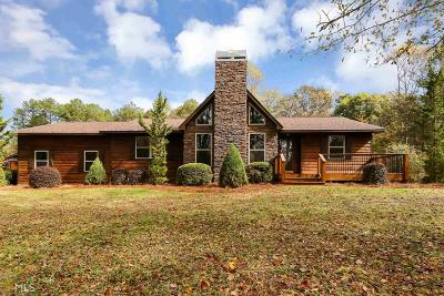 Newnan Single Family Home New: 651 Old Carrollton Rd