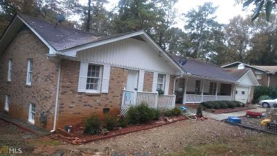 Stone Mountain Single Family Home For Sale: 962 SE Rowland Rd