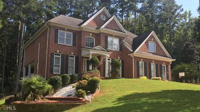 Fayetteville Single Family Home New: 260 Millhaven Lndg